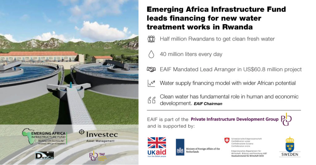 Water Up Project  >> Clean Safe Reliable Water For Up To 500 000 Rwandans Emerging