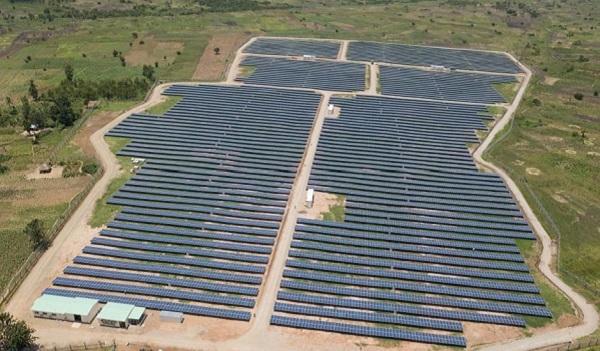 EAIF tororo Solar